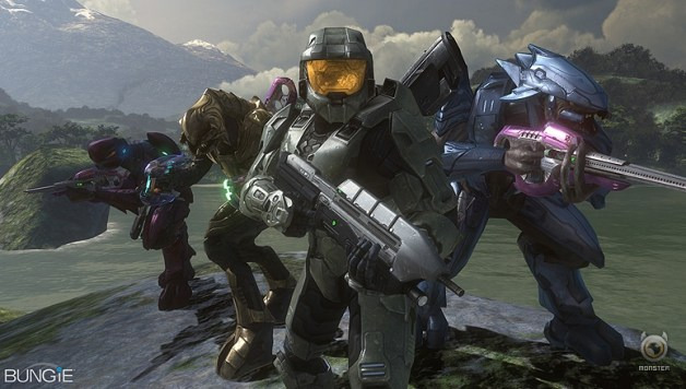 Halo 3 Campaign Is Done ?