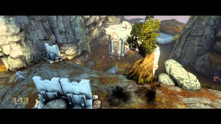 Halo 4 - Castle Map Pack Strategy: Daybreak