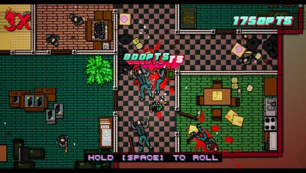 Hotline Miami 2: Wrong Number - Level Editor Trailer