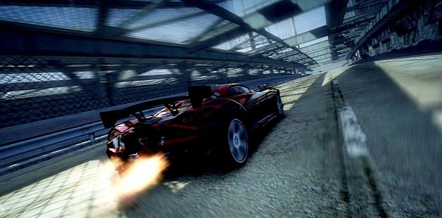 Hover car confirmed for Burnout: Paradise