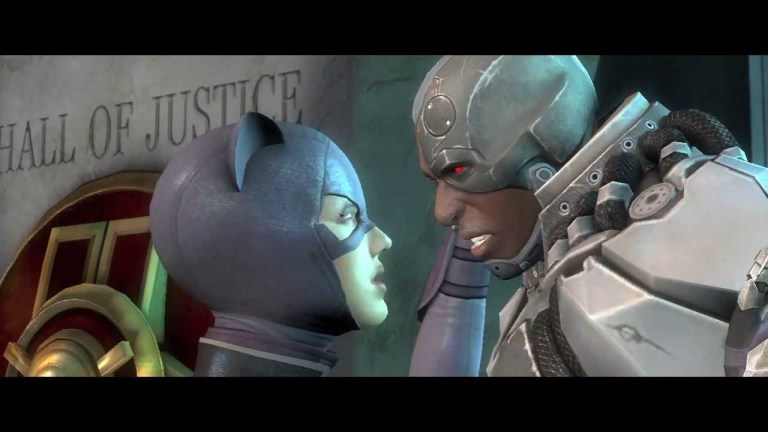 Injustice: Gods Among Us - Launch Trailer
