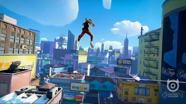 It's Man vs. Machine in Sunset Overdrive's New Add-on