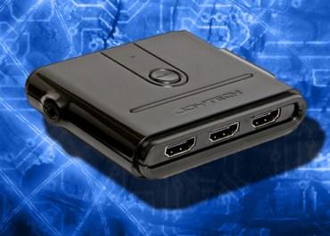 JOYTECH HDMI TriLink Switcher Review