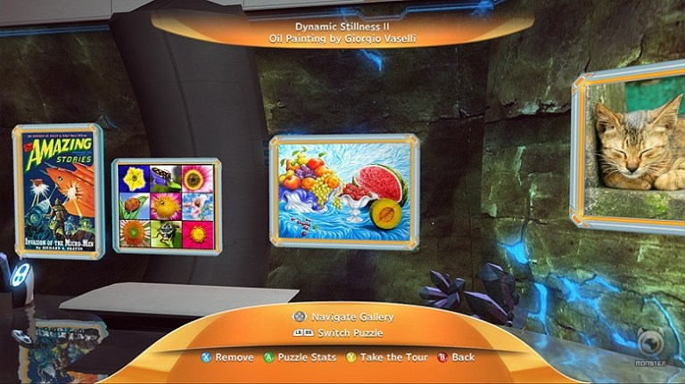 Jigsaw puzzles making a surprise release on XBLA