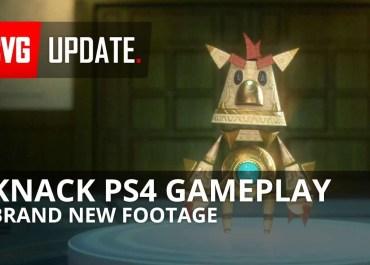 KNACK - Offscreen Gameplay