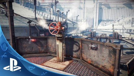 Killzone Shadow Fall - Stormgracht DLC Map