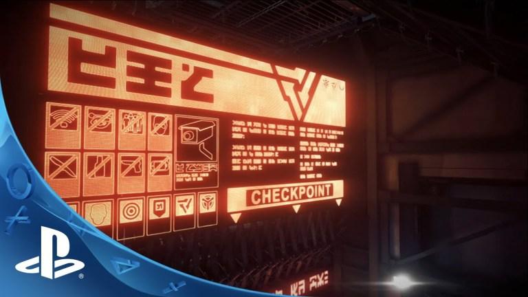 Killzone Shadow Fall - Terminal DLC Map