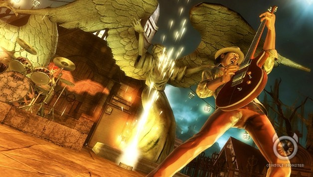 Kings of Leon confirmed for Guitar Hero 5