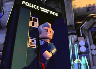 LEGO Dimensions - Dr Who Trailer
