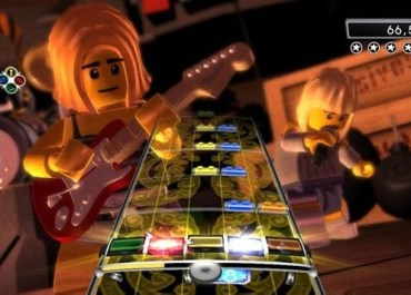 LEGO Rock Band Review