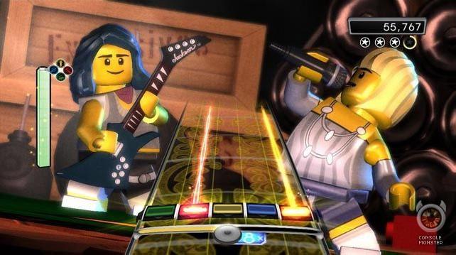LEGO Rock Band songs revealed