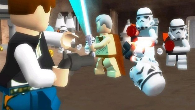 LEGO Star Wars II Demo hits The Marketplace