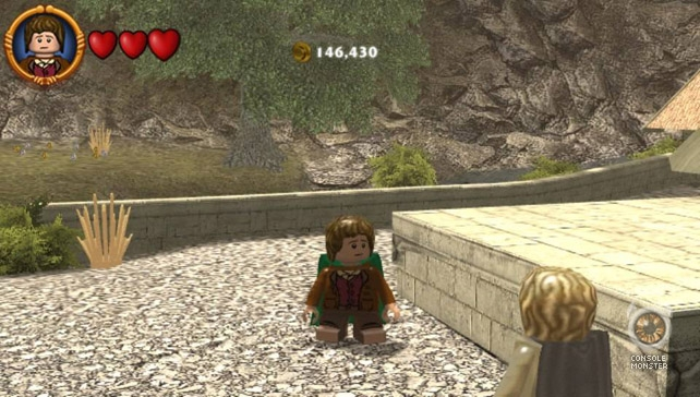 LEGO The Hobbit video game revealed