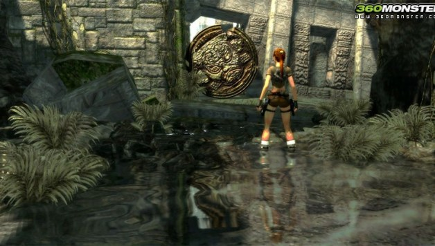 Lara Croft jumps onto the Marketplace