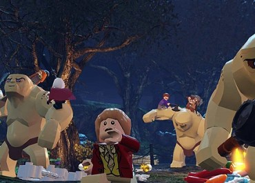Lego: The Hobbit is adding content from third film as DLC