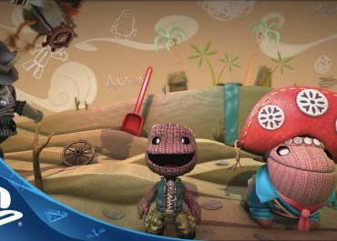 LittleBigPlanet 3 - Community Crafted Launch Trailer