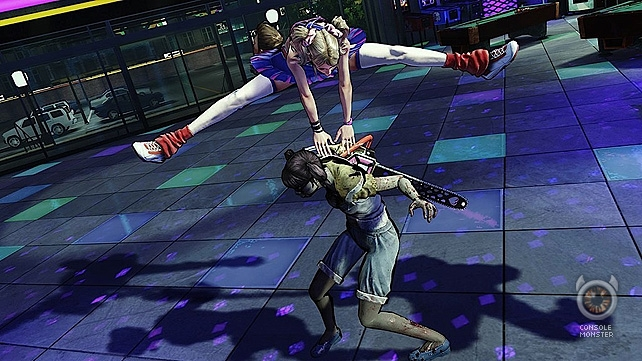 Lollipop Chainsaw - Official Starling Family Trailer