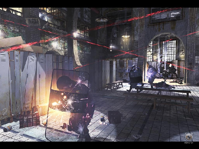MW2 will not contain co-op for story mode