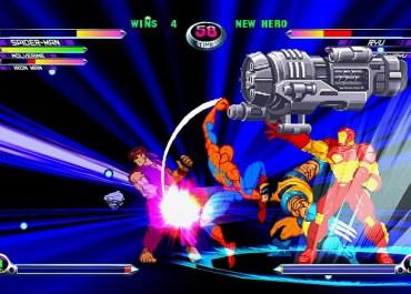 Marvel Vs. Capcom 2 coming this Summer