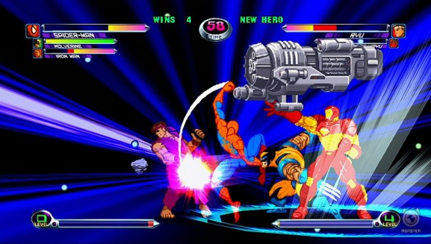 Marvel Vs. Capcom 2 coming this Summer