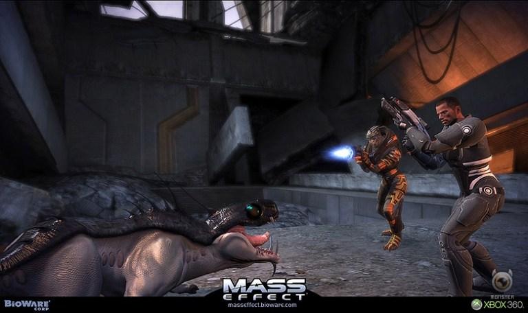 Mass Effect 2 Teaser Trailer