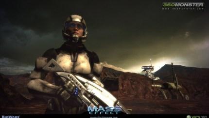 """Mass Effect: """"Shepard"""