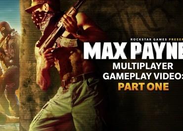 Max Payne 3 - Multiplayer Gameplay