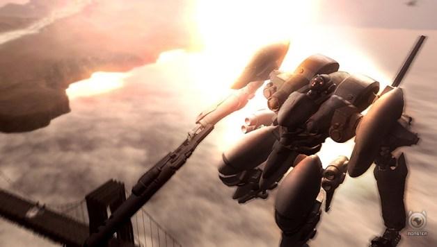 Media: Armored Core 4