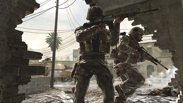 Media: Call of Duty 4: Modern Warfare