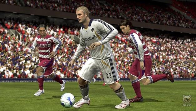 Media & Details; Fifa 08 (Update)
