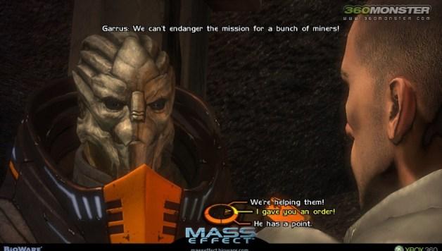 Media:  Mass Effect