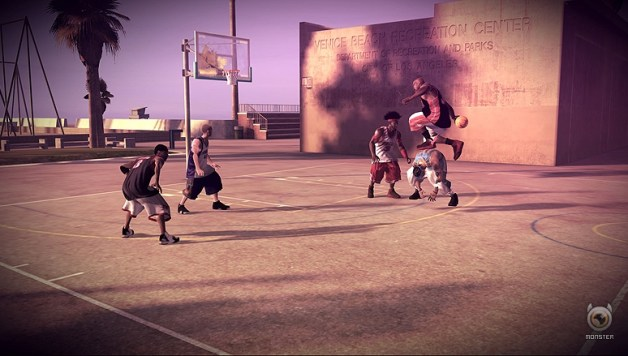 Media: NBA Street Homecourt