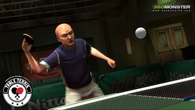 Media: Rockstar Table Tennis & Website Online
