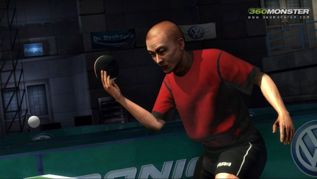 Media: Rockstar presents Table Tennis