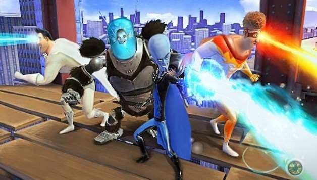 Megamind: Ultimate Showdown Review