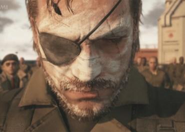 Metal Gear Solid 5 - E3 2014 Trailer