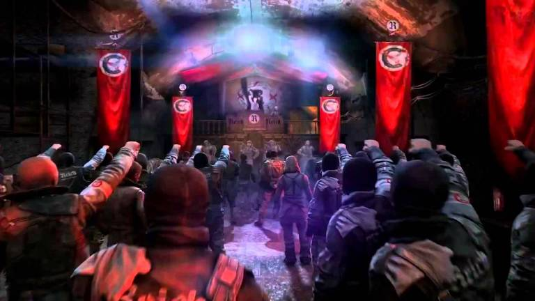 Metro: Last Light - Metro Last Light - Launch Trailer