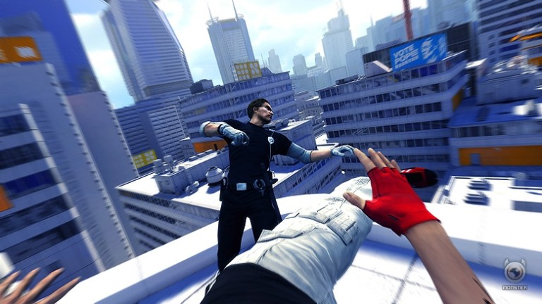 Mirrors Edge content arrives with new achievements