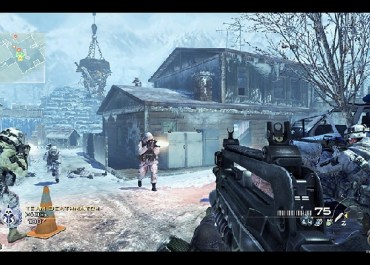 Modern Warfare 2 demo materialises