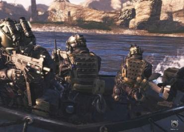 Modern Warfare 2 takes Xmas top spot