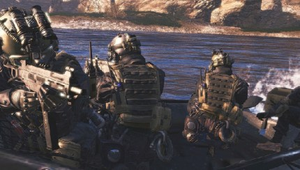 Modern Warfare 2 takes Xmas top spot