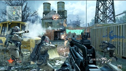 Modern Warfare feels the Resurgence