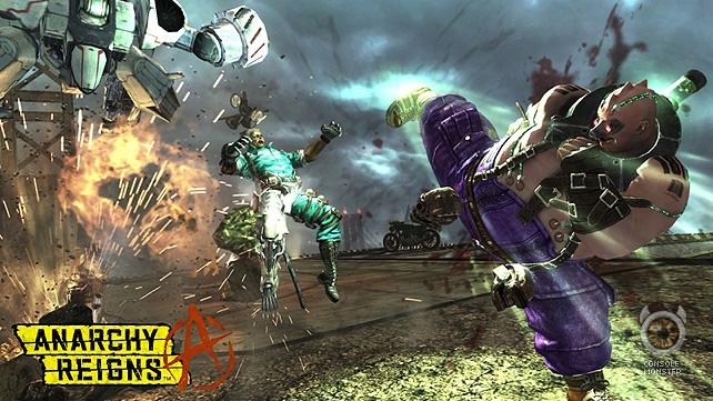 Multiplayer Mayhem from Platinum Games