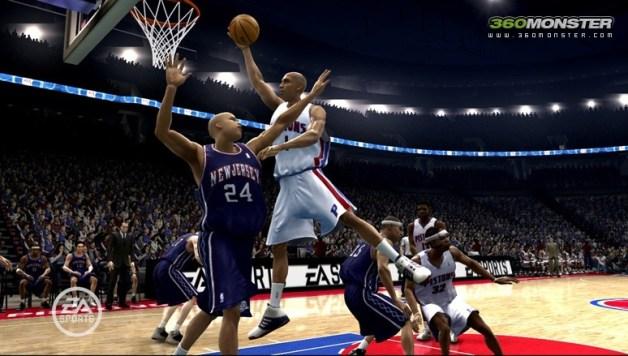 NBA Live 07 1000 Online Achievement - Sunday