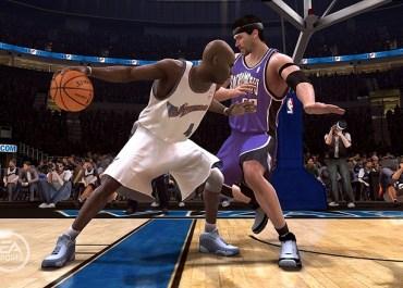 NBA Live 08 Online Team Play Update