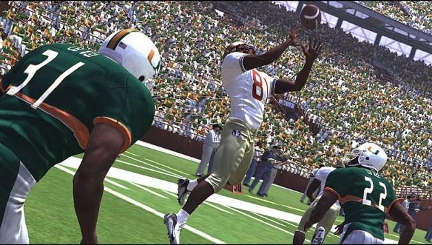 NCAA 07 Football Review
