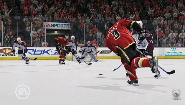 NHL 09 Review