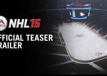 NHL 15 - Teaser Trailer
