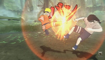 Naruto: Rise of a Ninja Hands-on