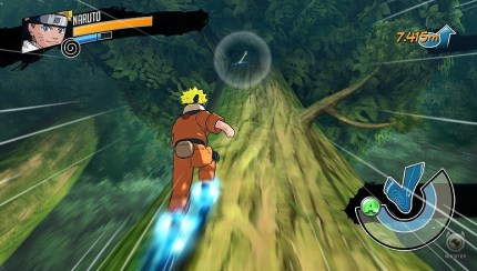 Naruto: Rise of a Ninja Review